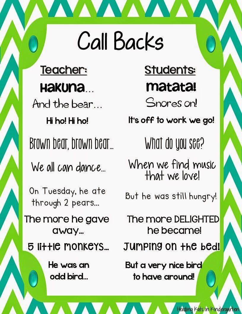 How to call a kindergarten 28