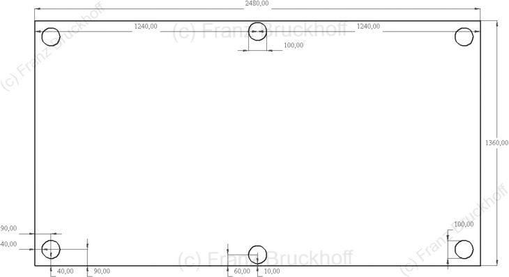 Build Your Own Ft Pool Billiard Table Pool Table Plans - Pool table blueprints