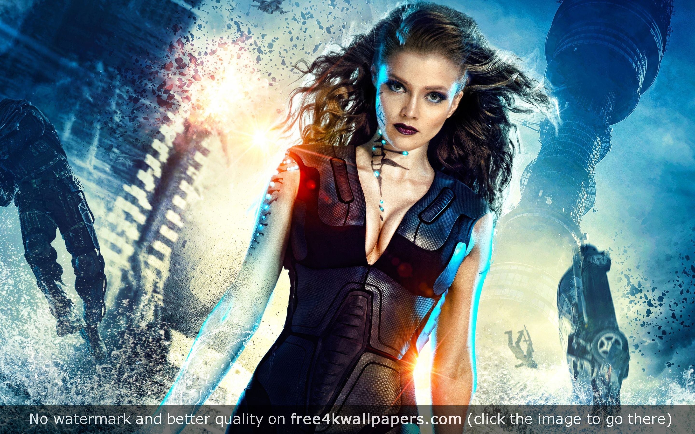 Alina Lanina Xenia Waterwoman Guardians wallpaper The