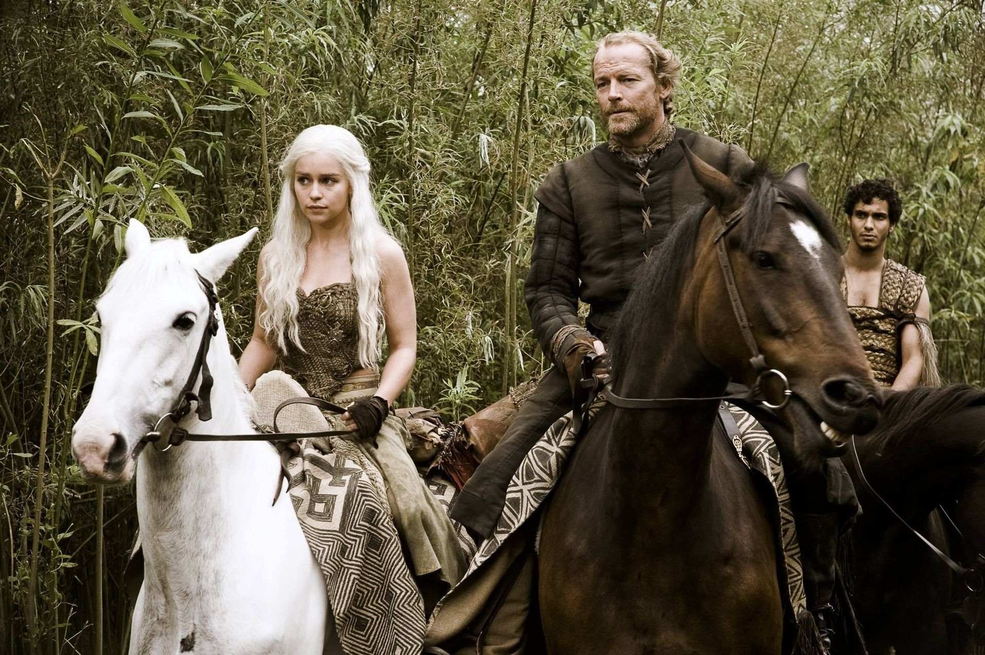 Daenerys Targaryen Drachen Namen