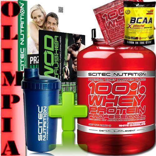 Scitec 100 Whey Protein Professional 2350g 5xgift 100 Whey Protein Scitec Nutrition Whey Protein