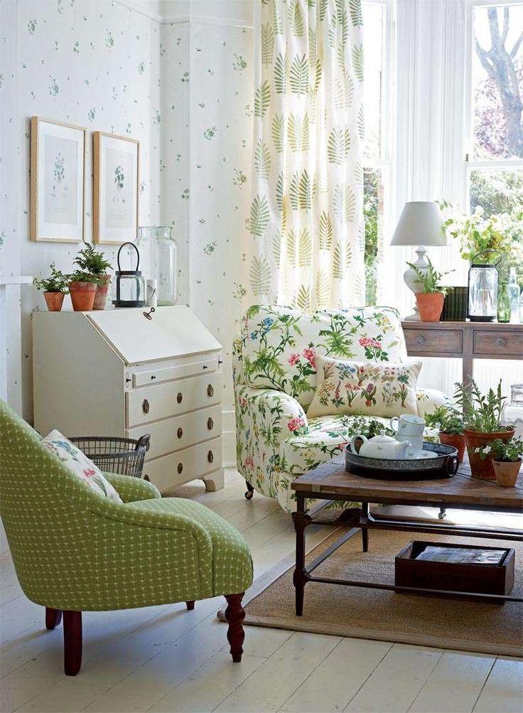 Des idées de déco style campagne | House remodeling, Interiors and