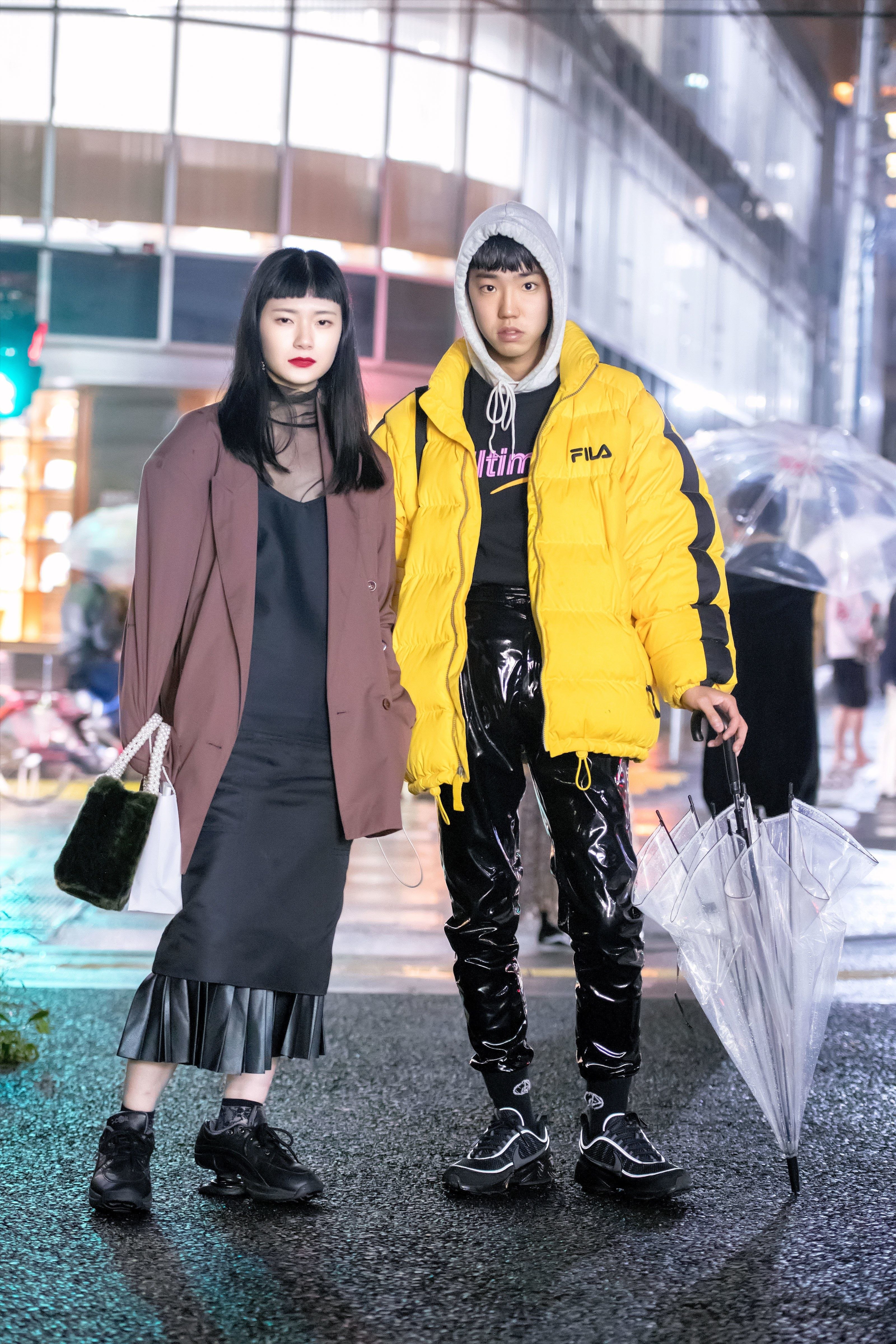 425b8ee9dc The Best Street Style From Tokyo Fashion Week Spring '18   Fashion ...