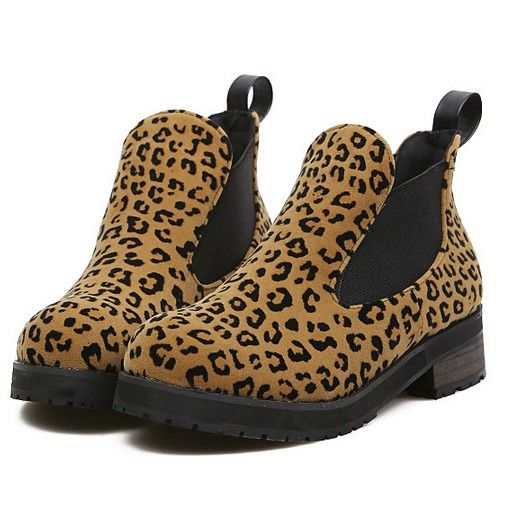 Black Boots   Western Style Cusp Zip Shoes Short Boot On Ushoes2014