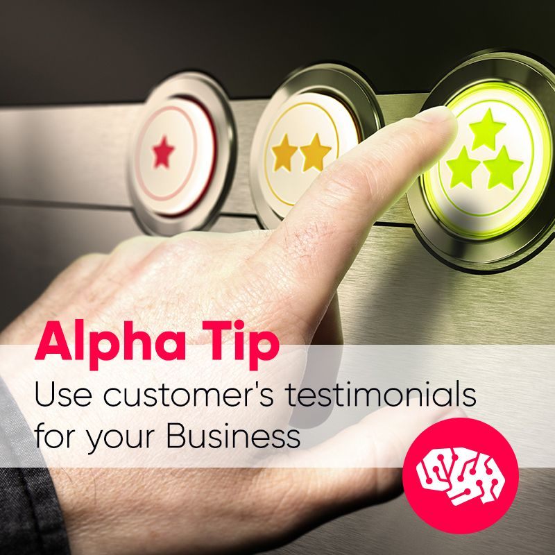 Alpha Tip business is pretty much about the