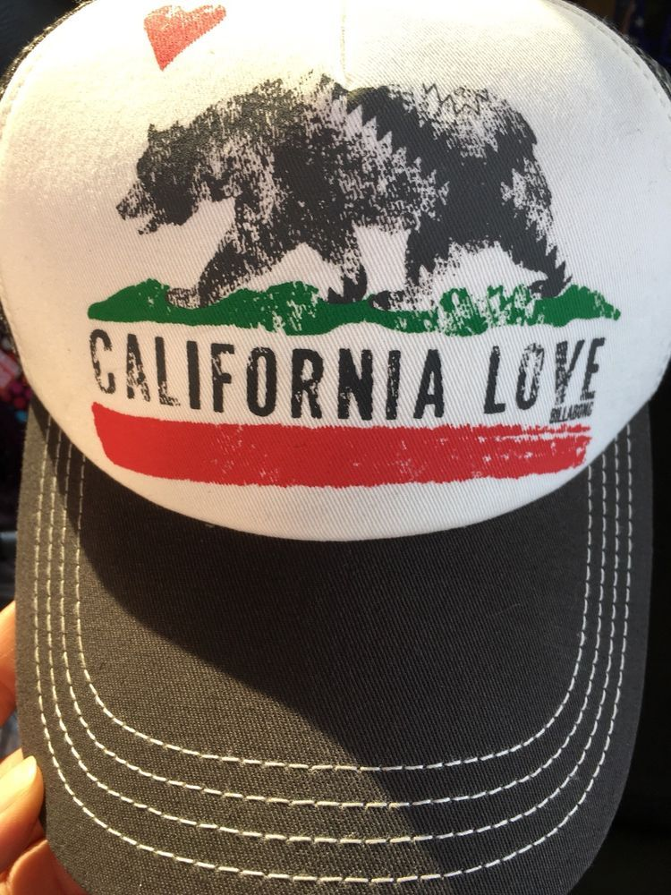 576dc9097e052 Billabong California Love Pitstop Trucker Hat - Charcoal  fashion  clothing   shoes  accessories  womensaccessories  hats (ebay link)