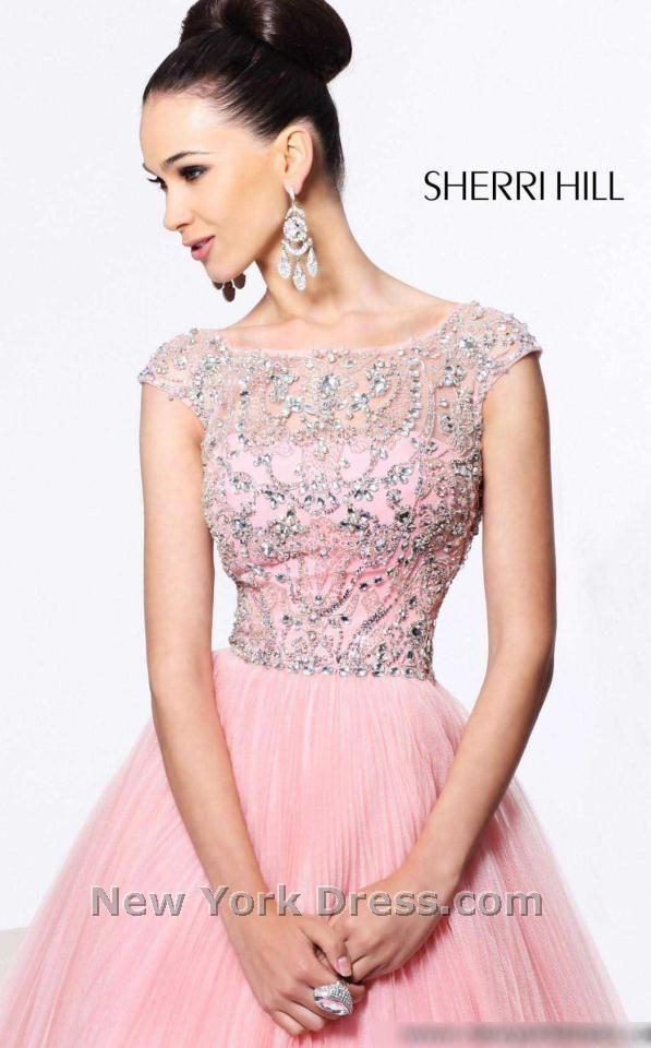 35b004c12 Sherri Hill 2984 Dress - NewYorkDress.com
