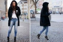 Enfréntate al frío con un buen abrigo
