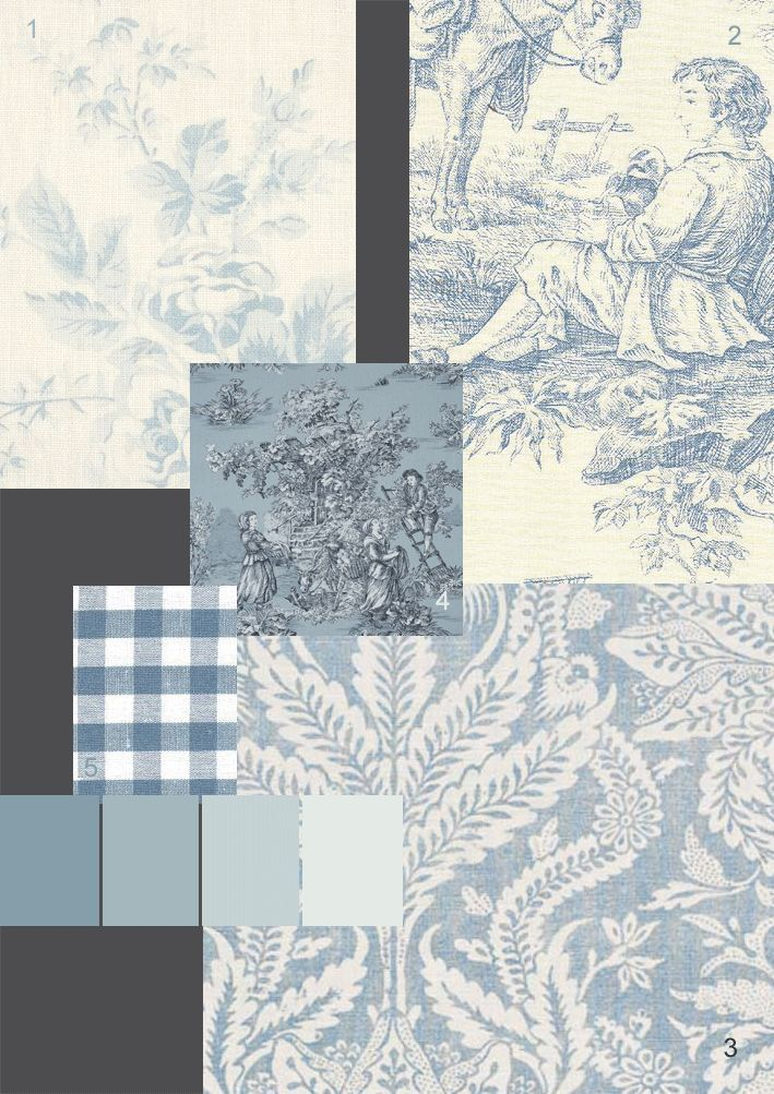 french toile | Visit thepapermulberry.blogspot.com | French Toile ...