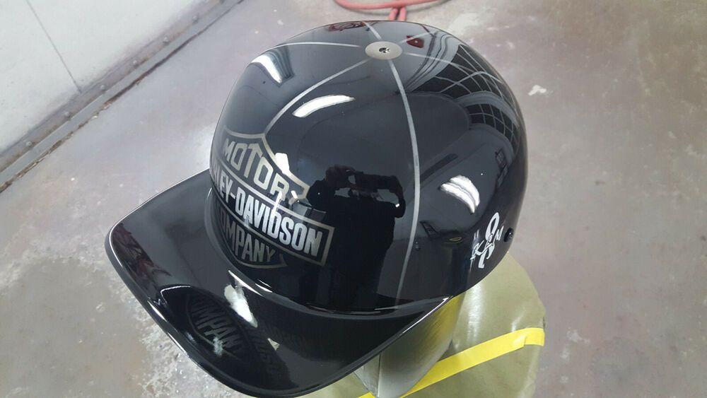 Universal ABS Motorcycle Helmet Vintage Style National