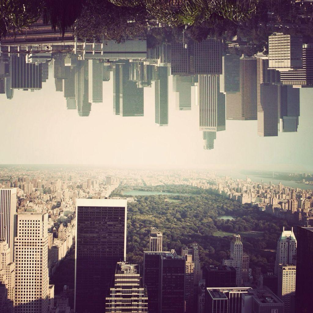 Float On Skyline New York City Wallpaper