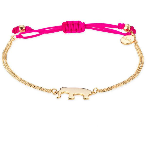 Stella Dot Wishing Bracelet Elephant 19 Liked On Polyvore