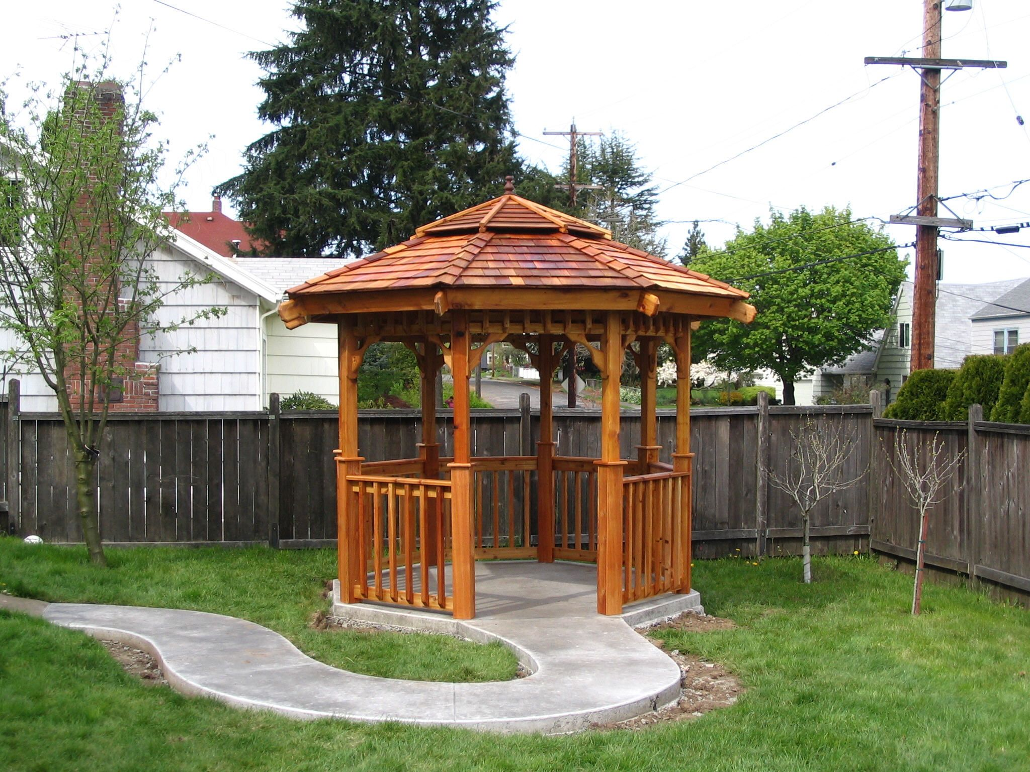 8x8 gazebo with seating google search retaining wall gazebo