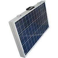 Eco Worthy 120 Watt Portable Kits 120w 2x60w Folding Pv Solar Panel 12v Rv Boat Off Grid With 15a Charge Controller