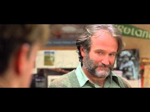 Less than a minute long, this is beautiful! ▶ Robin Williams Tribute - #YouTube