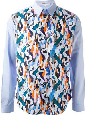 1ff1917d325 Designer Shirts for Men 2015 - Luxury Labels - Farfetch