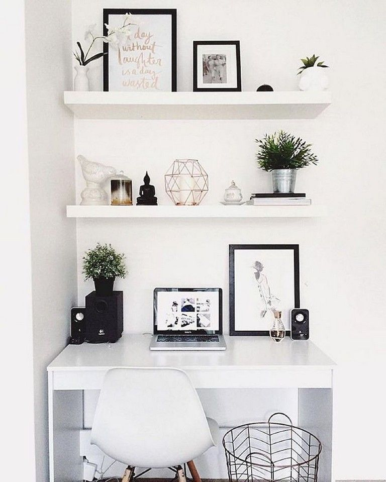 55 Good Solution for Your Workspace Bedroom Ideas