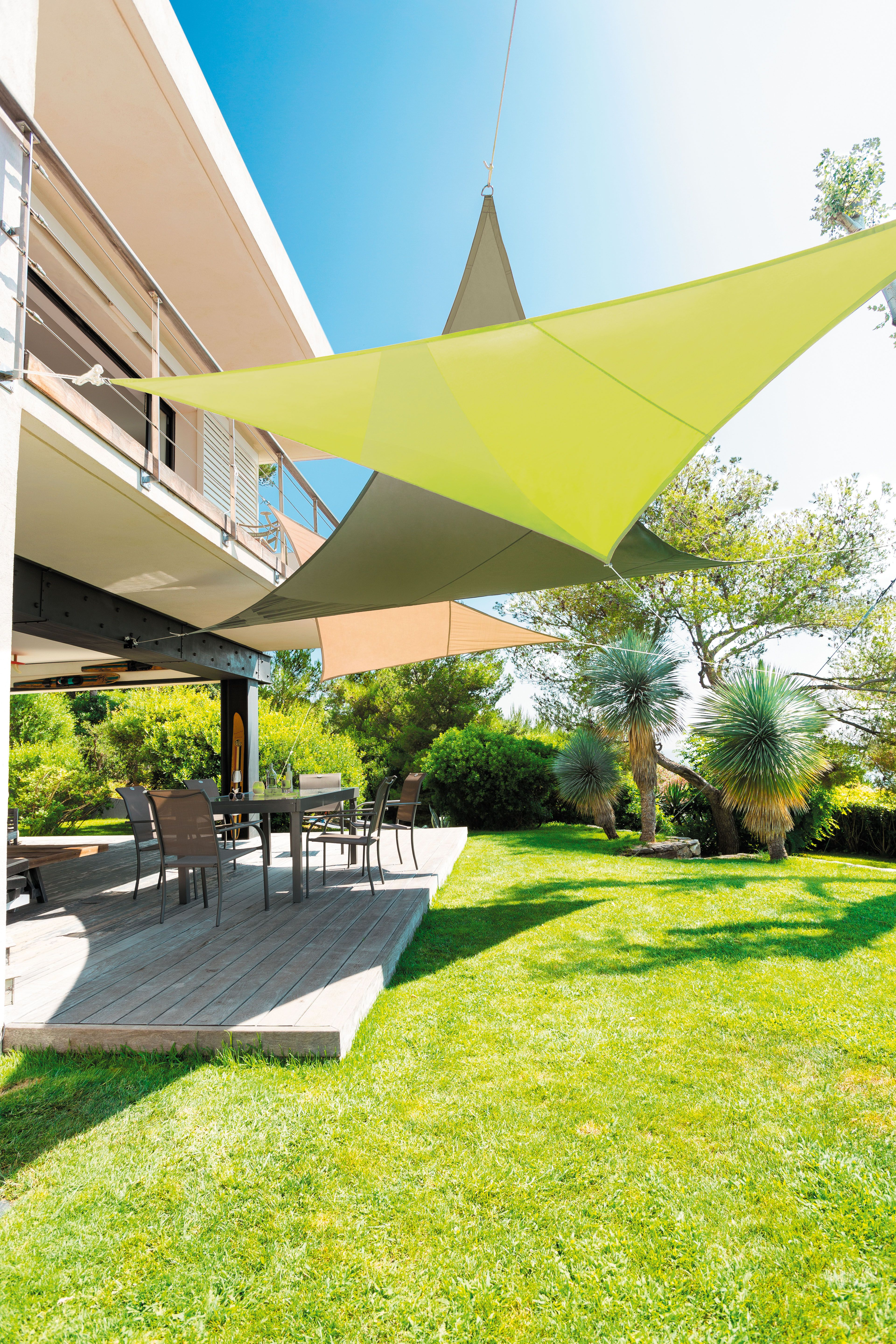 Bache Parasol Nos Toiles Solaires Design Backyard Ideas For Mine In 2019