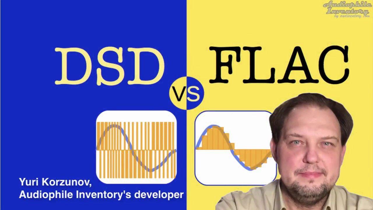 DSD vs FLAC [Format Comparison] | Audiophile Inventory - Audio Converter