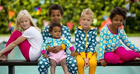 Skandinavische Kindermode aus 100% Bio-Baumwolle von MAXOMORRA bei Heldenkind  kaufen | Heldenkind