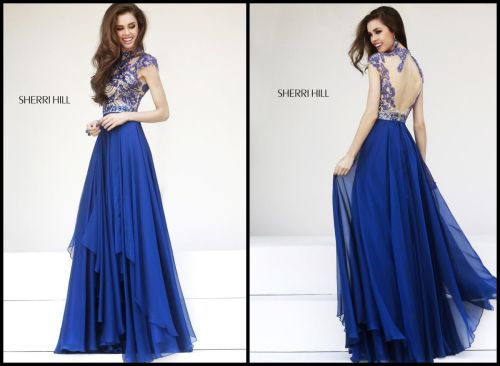 Attractive Blue Prom Dresses Tumblr Model - Dress Ideas For Prom ...