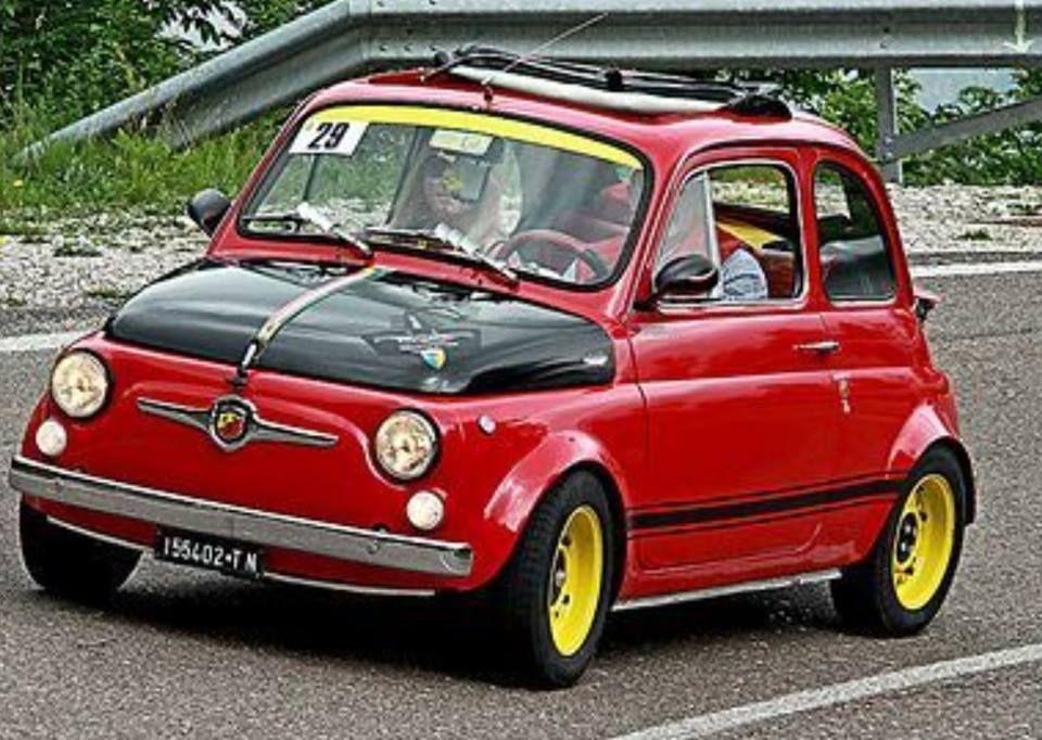 Épinglé par takis dimitrakopoulos sur FIAT 500 4 Fiat 500