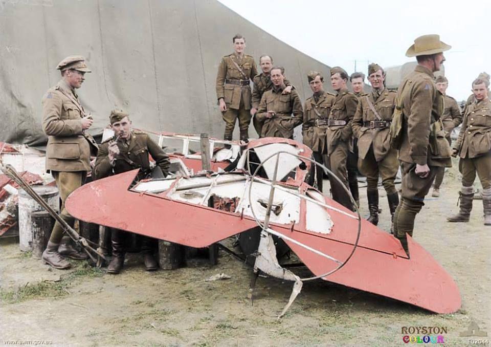 Red barons fokker WW1 Pinterest Manfred von