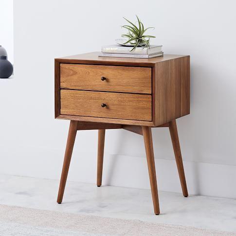 Best Mid Century 5 Drawer Dresser Narrow Mid Century Bed 400 x 300