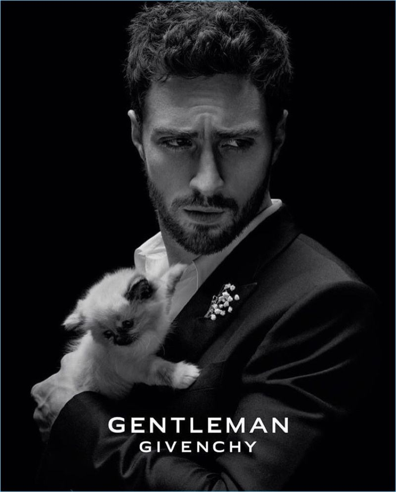 Givenchy's GentlemanSee Campaign Taylor Is The Aaron Johnson New fmgIbY76yv