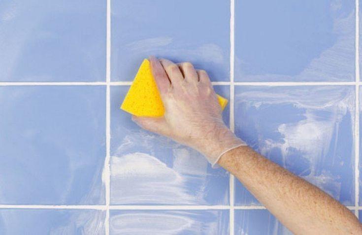 Reinigung von Fliesen (mit Bildern) Fliesen reinigen