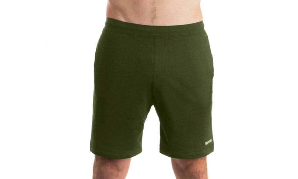 f8058fd644 8 Best Yoga Shorts for Men | Paul | Mens yoga shorts, Yoga shorts ...