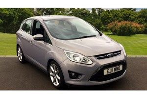 Ford C Max 10 On 1 6 Ecoboost Titanium 5d For Sale Bristol