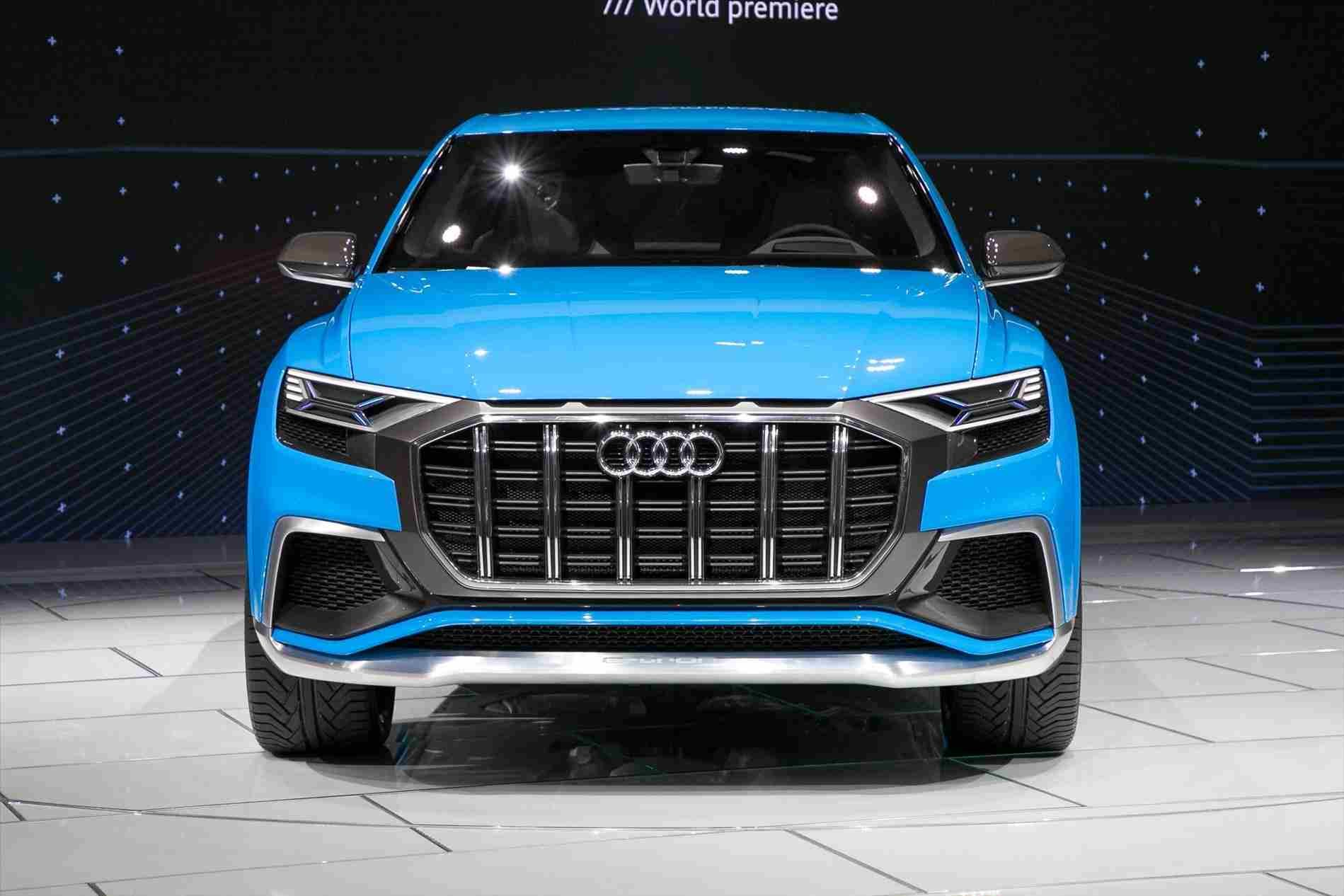 Audi Q Sport Concept Pictures News Research Pricing - Audi r8 suv price