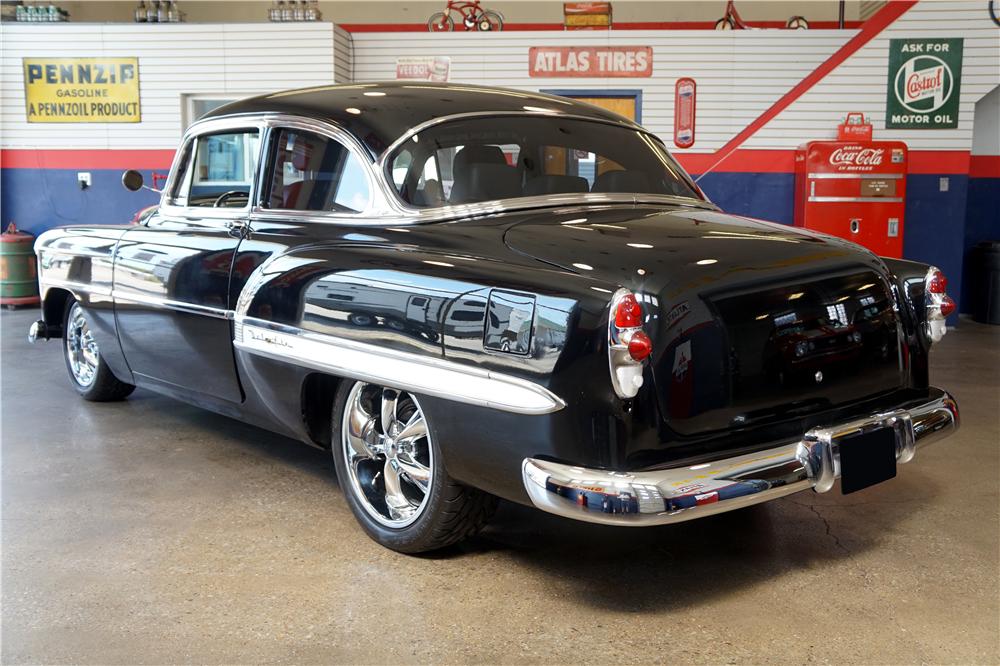 53 Chevy Bel Air Chevrolet Bel Air Chevrolet American Classic Cars