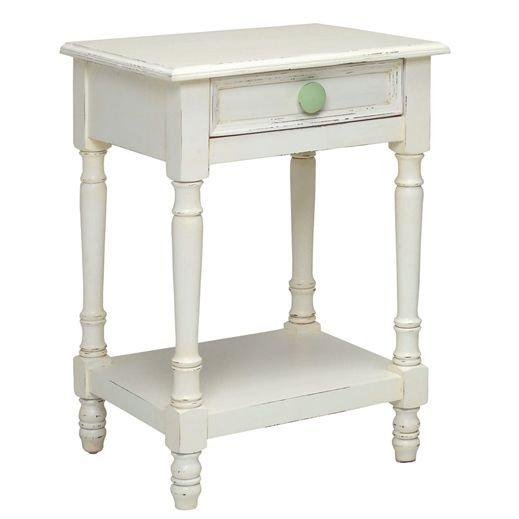 Newport Cottages Cottage Nightstand.@Layla Grayce #laylagrayce  #newportcottages #nightstand