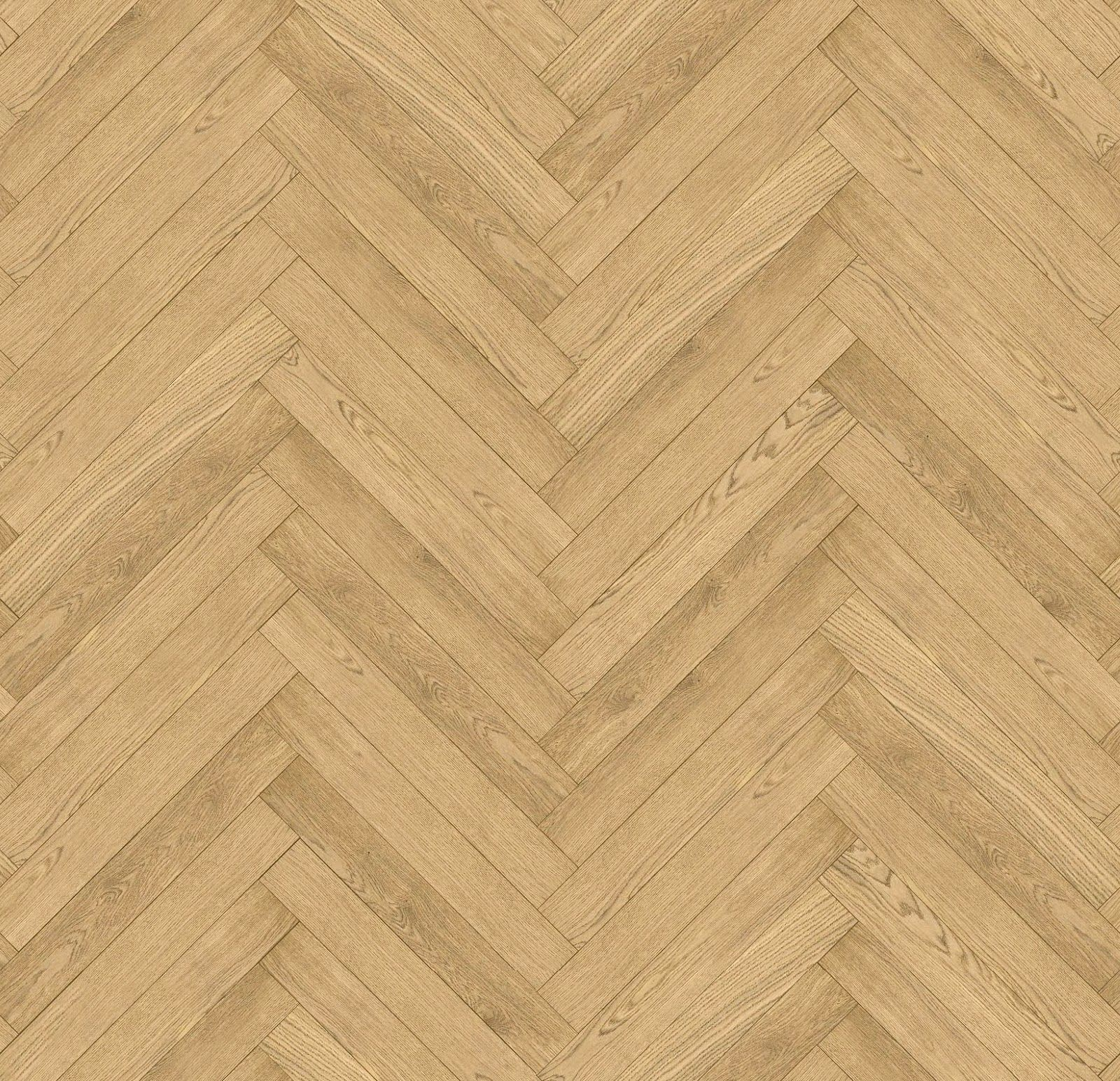 Kitchen With Medium Tone Parquet Floors