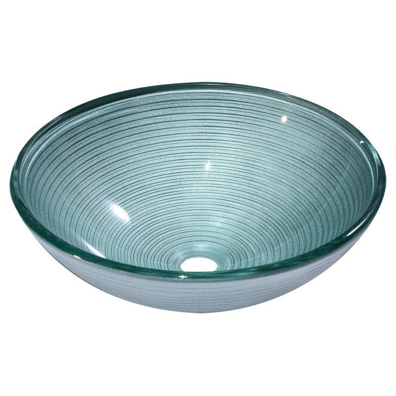 Y-Decor Grindelwald Illustrious Infinity Circles Vessel Sink - GRINDELWALD