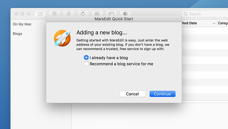 Offline WordPress Editor For Mac - MarsEdit | Graphic Design