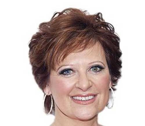 Short Hairstyles For Women Over 70 Google Search Older