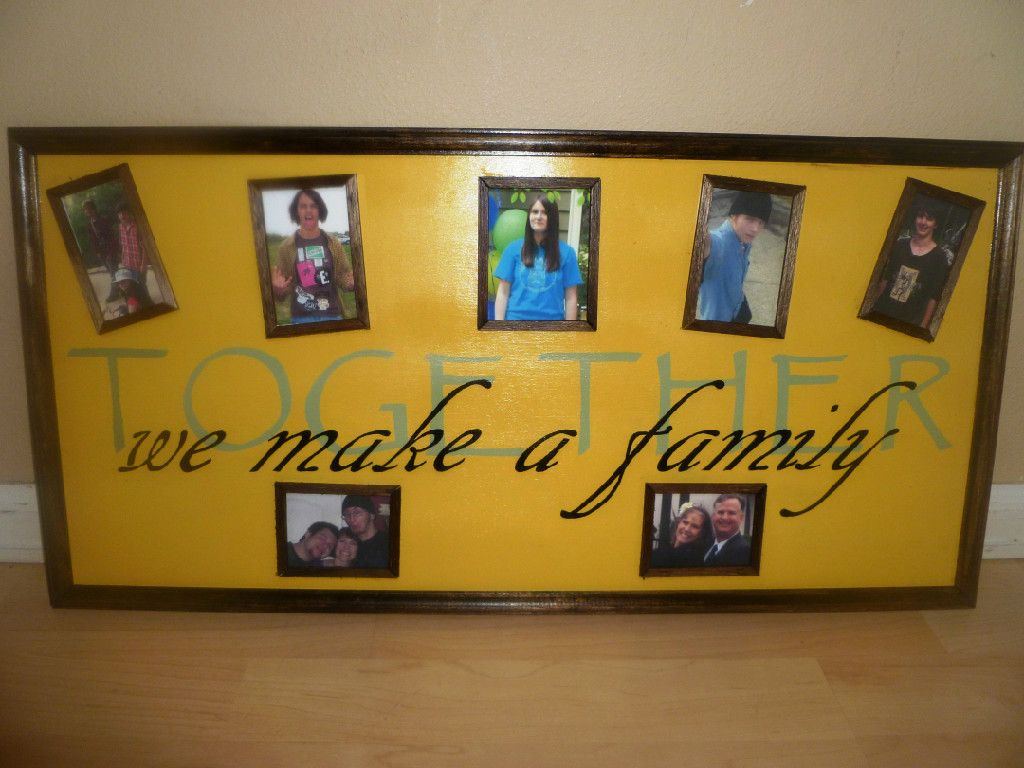 Uniting a blended family...with pictures of Riley, Lique, Audrey and ...