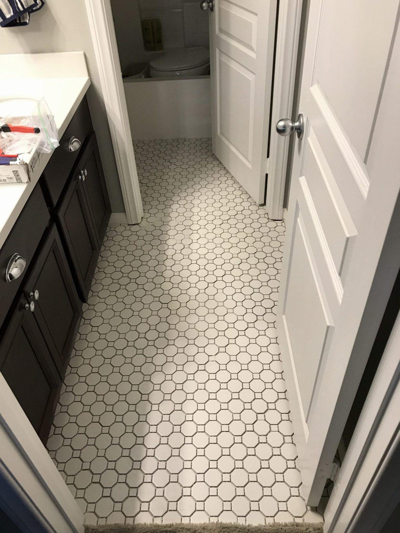 How to prep and tile your bathroom floors! | Handyman | Pinterest ...