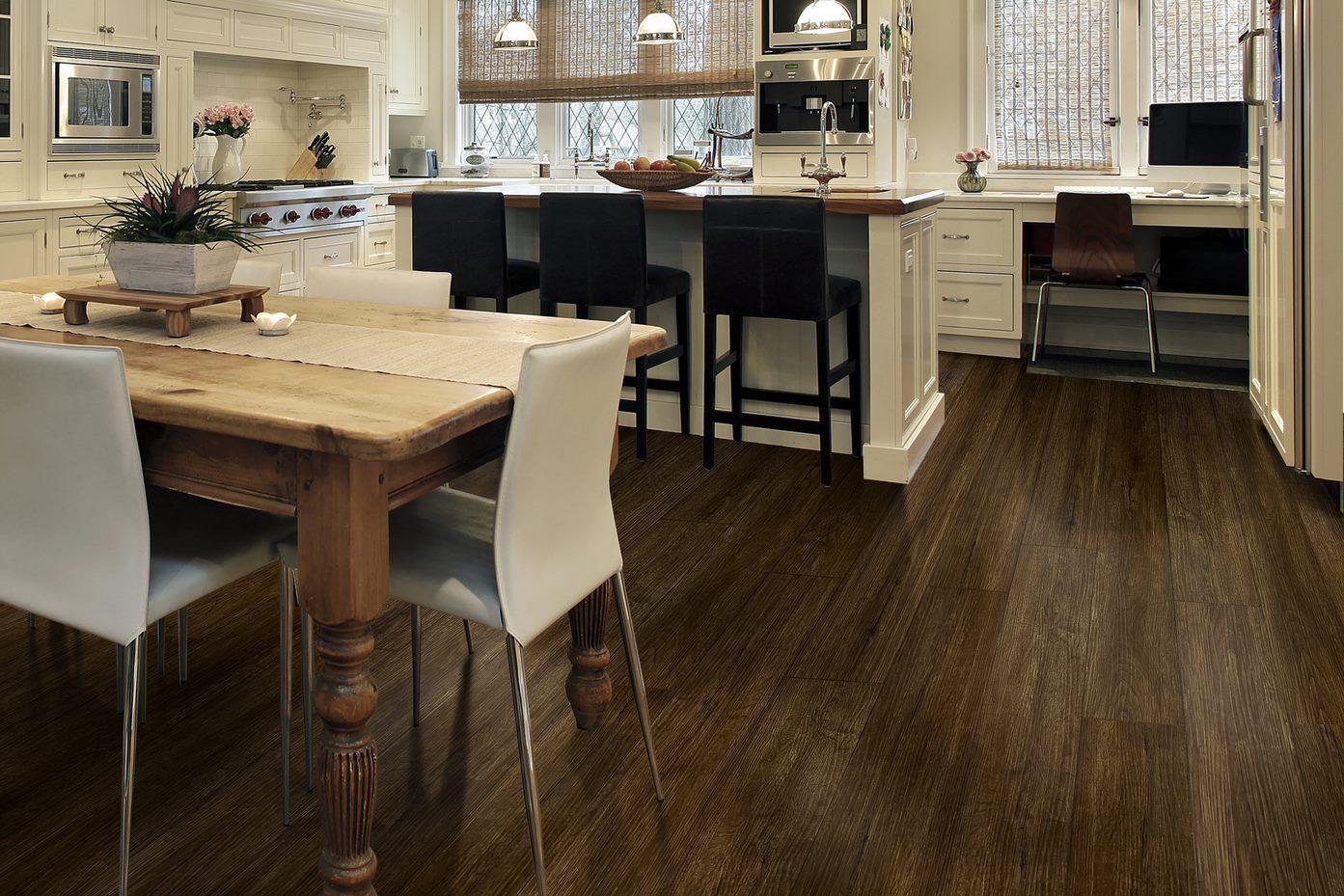 how to waterproof wood floors