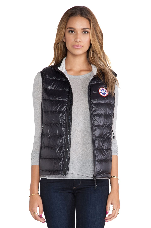 canada goose womens vest