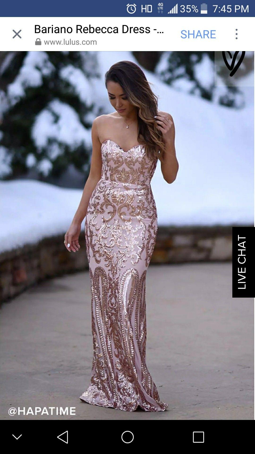 Wedding reception dress blush pink white and gold wedding