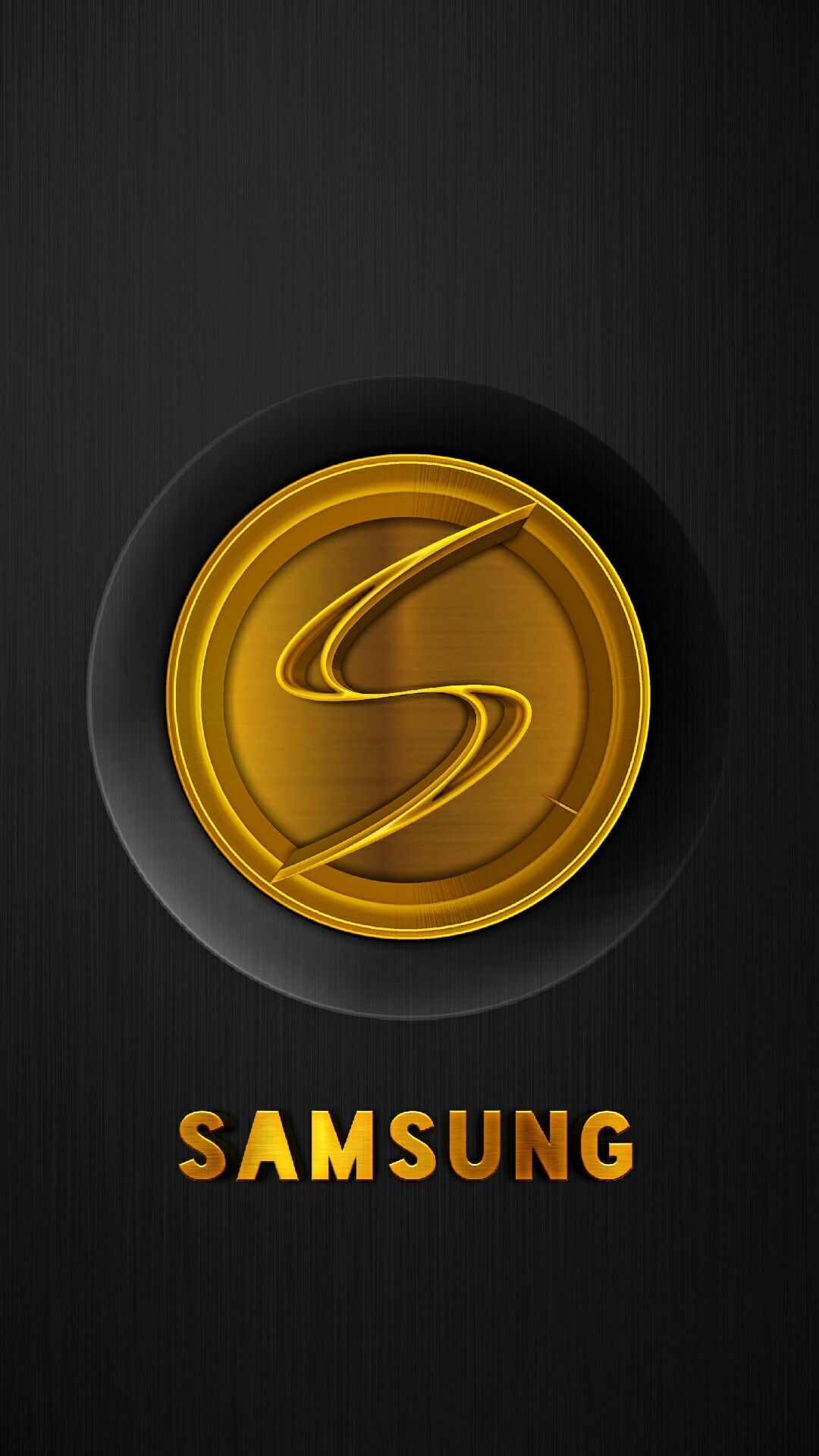 Samsung Gold Black Wallpapers For Phones Wallpaper Iphone