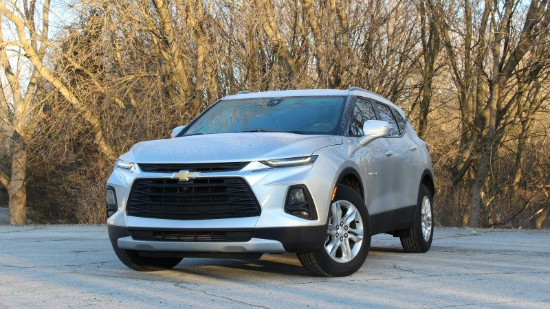 Our review of the entire 2021 Chevrolet Blazer lineup