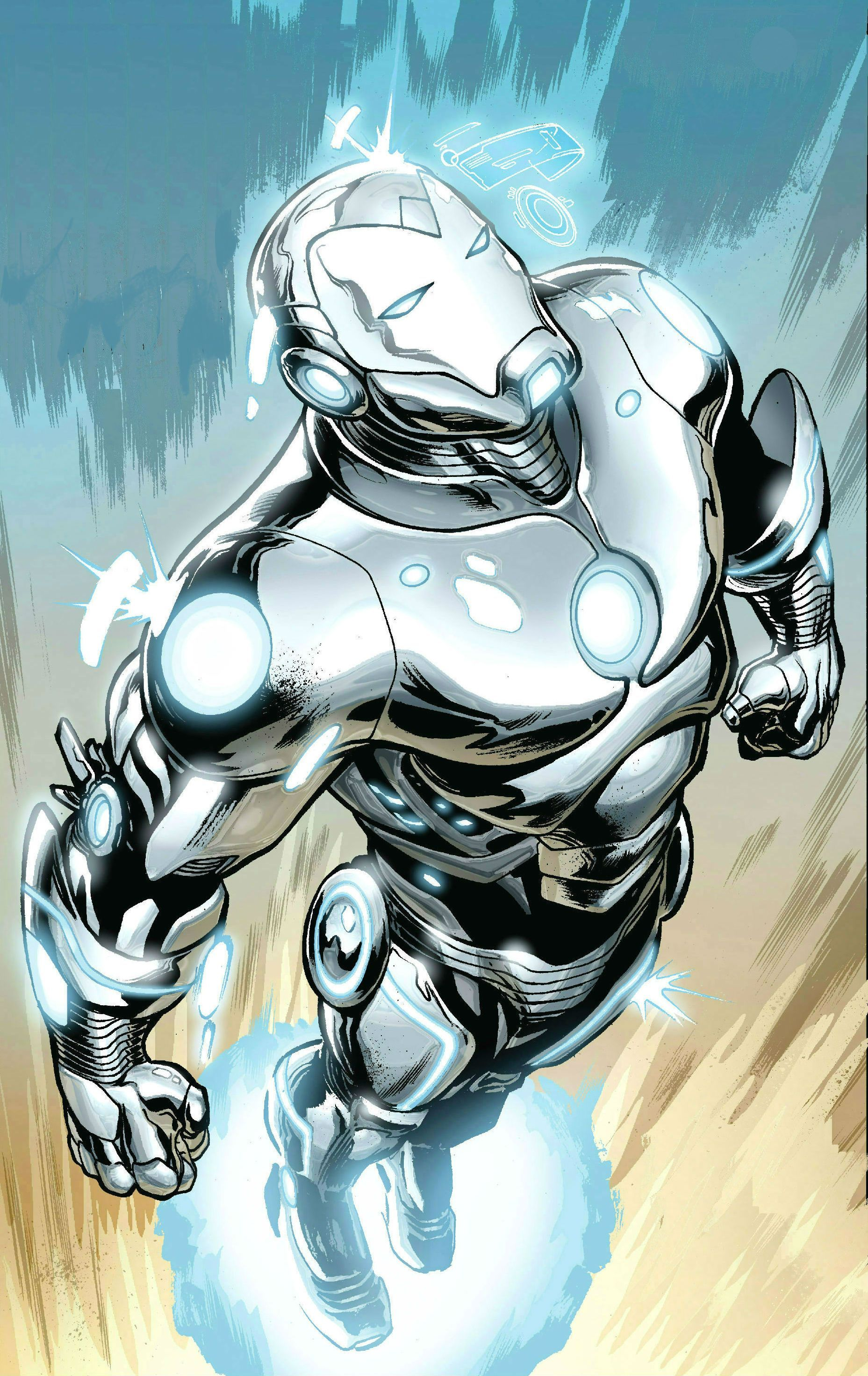 Here S What The New Extremis Armor Will Look Like In Superior Iron Man Iron Man Art Iron Man Comic Iron Man Armor
