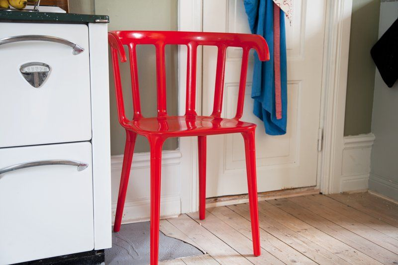 Chaise A Accoudoirs Rouge Ikea Chaise Ikea Chaise Diy