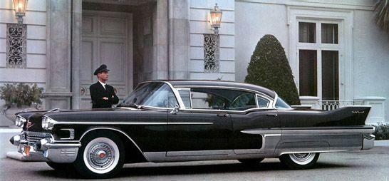CADILLAC FLEETWOOD SIXTY SPECIAL (1958)