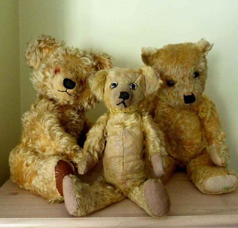 OLD TEDDIES - Home